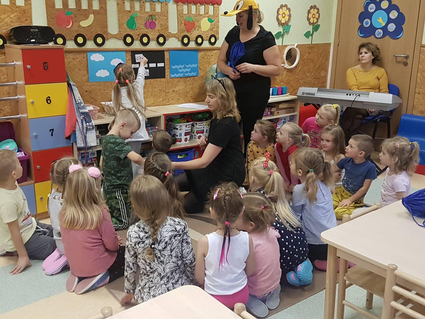 Ikimokyklinio ugdymo metodinė diena