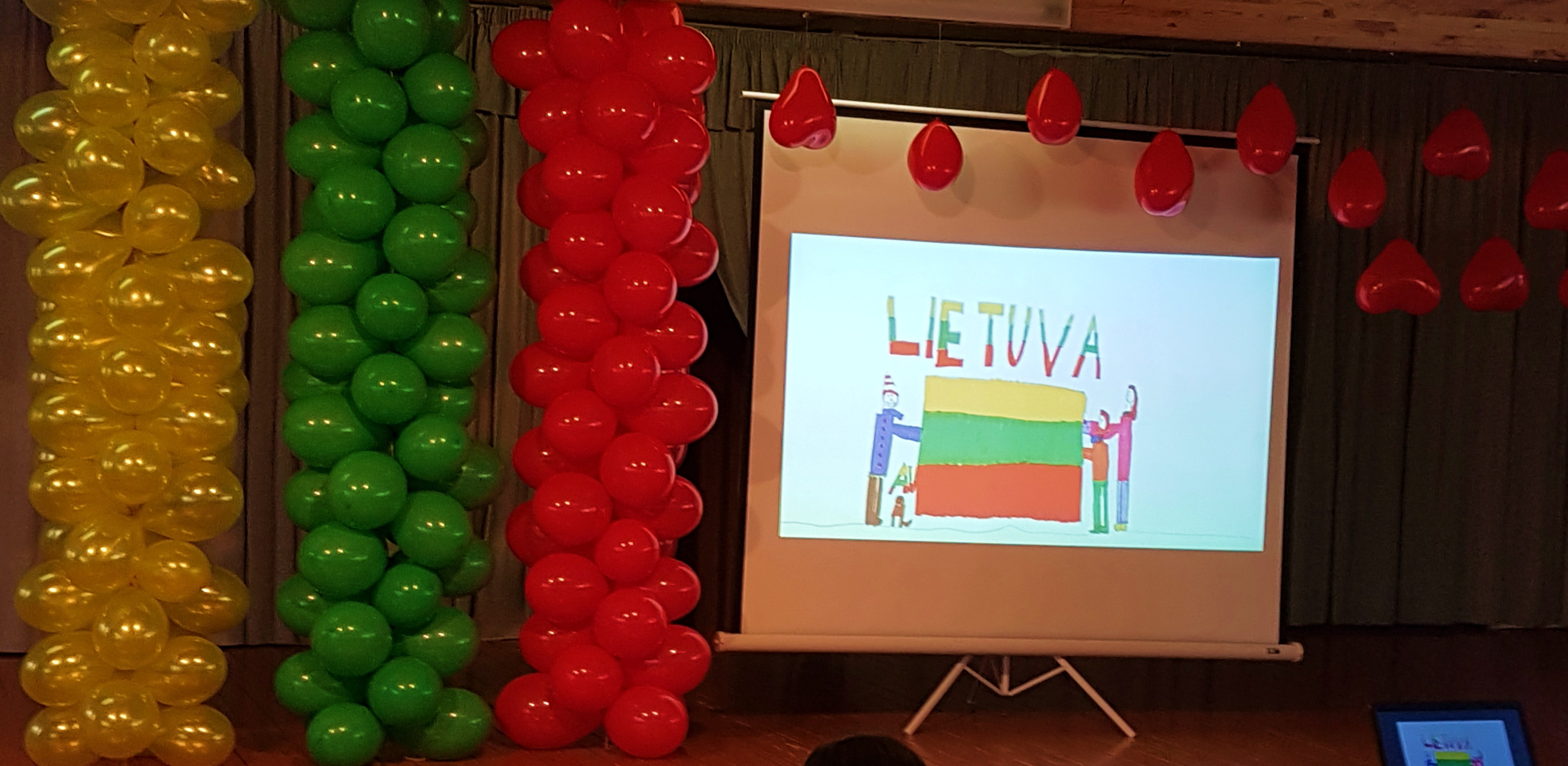 """""""Lietuva-tai aš, Lietuva-tai mes!"""""""